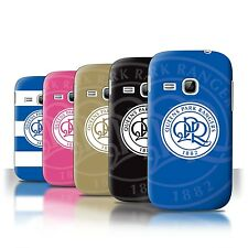 Queens Park Rangers FC Case for Samsung Galaxy Young /QPR Football Club Crest