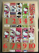 Hello Kitty front & back screen protector for apple iphone 4 & 4s + cleaning kit