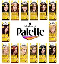 Schwarzkopf Palette Color Shampoo Demi-Permanent Hair Dye Colour 14 different