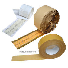 Carpet and Flooring adhesive heat joining tape seaming DIY & Underlay gaffa tape