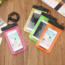 Waterproof Underwater Pouch Dry Bag Case Cover For iPhone Touchscreen Cell Phone