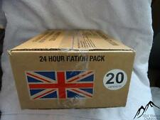British Army Issue 24 hr Ration Pack suit cadets hunting camping bushcraft (3)