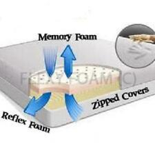 PREMIUM QUALITY MEMORY FOAM MATTRESS NEW ALL SIZES AVAILABLE MADE IN UK