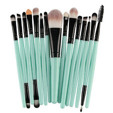 Fashion 15pcs Set Makeup Brush Set Cosmetic Foundation Blending Pencil Brushes