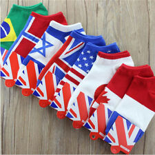 New Men Fashion Ankle Socks Low Cut Crew Casual Sport Color Cotton Socks 1 Pair