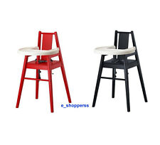 BLÅMES Highchair with tray 2 colours available BRAND NEW