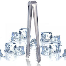 Ice Tongs Food Cake Bread Sweet Wedding Bar Catering Kitchen Clip Clamp AT