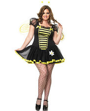 New Leg Avenue 83645X Daisy Bee Sexy Adult Halloween Costume