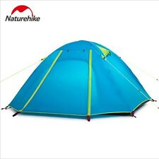 Outdoor Camping Hiking Tent Family Tent 3-4 Person 4 Season Oxford Outside