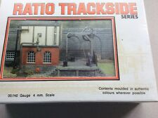 RATIO MODEL OO KIT REF 540. LOCOMOTIVE SERVICING DEPOT MINT IN BOX