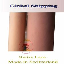 1Y Swiss Lace Net Foundation Making Lace Wig Toupee Hair Accessory-Switzerland