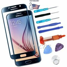 Front Screen Glass Lens Replacement Tools UV Glue for Samsung Galaxy S6 (Blue)