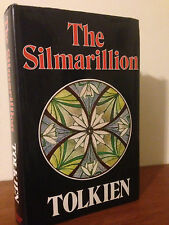 The Silmarillion (Export) - JRR Tolkien, 1st/1st/1st State - Clowes 1977 VG