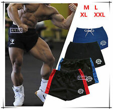 Men Professional fitness Casual Training Running Jogging Gym Sport Shorts LM761