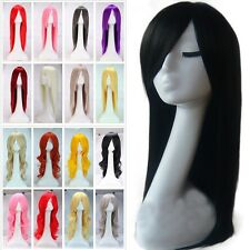 Cheap Sale Cosplay Wigs Quality Synthetic Hair Anime Costume Full Head Wigs COS