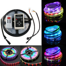 5M LED Strip Waterproof Light 133 Color Change Dream Lamp 5050 RGB 6803 IC