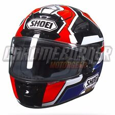 SHOEI X-SPIRIT 2 X-12 MARQUEZ 2 TC-1, Motorcycle Helmet, NEW!