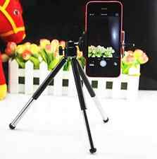 360°Mini Stretchable Stand Tripod Mount Phone Bracket Holder For iPhone Samsung