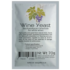 Wine Yeast 70g / 3 Types/ Red/White/Champagne Wines Home Brew Wine Making