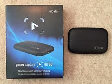 Elgato Game Capture HD60 60FPS Boxed- HD Game Recorder PS4 Xbox One 360 Free P&P