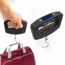 Portable 50kg/10g Digital LCD Electronic Luggage Hanging Weight Scale Hot GS