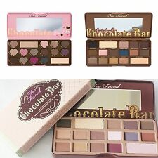 Pro Too Faced Chocolate Bar/Semi Sweet/BON BONS Eyeshadow Collection Palette New