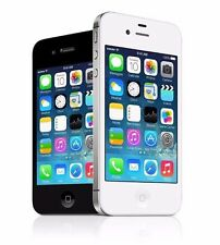 APPLE iPHONE 4 UNLOCKED, VERIZON, SPRINT, AT&T 8 16 32GB BLACK WHITE