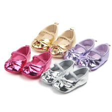 New Baby shoes sandals infant toddler crib 0-18 months pretty ballet girls