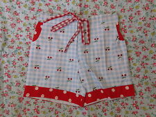 baby girl shorts BNWOT size3&6 with oobi fabric
