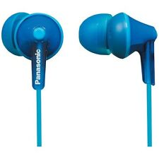 TCM125 Earbuds with Remote & Microphone (Blue)