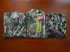 Under Armour Men's ColdGear Armour Infrared Scent Control Hunting Mock NWT