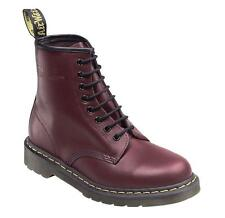 Original Classic Doc Dr. Martens 8 Hole 1460 Smooth Cherry Red 11822600