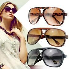 SunGlasses  Color Mirror Fashion Style Shades Men Women Classic Leopard Top new