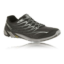 Merrell Bare Access 4 Mens Black Sneakers Light Trail Running Sports Shoes