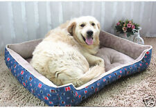 Extra Large Dog Bed Soft Sofa Puppy Cushion Kennel Pet House Washable S-XL