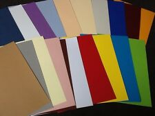 20 A4 Sheets KANBAN Papers Various Weights/colours/finishes