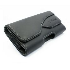 OEM LEATHER POUCH SIDE CASE COVER HOLSTER SWIVEL BELT CLIP For AT&T SPRINT PHONE