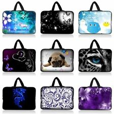 """Zipper Soft Handle Sleeve Bag Case Cover For All Laptop 13"""" Macbook / Pro / Air"""