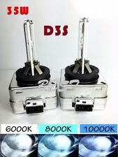 2pcs D3S 35W XENON HID LIGHT BULBS OE REPLACEMENT FOR BEETLE CC EOS GOLF GTI