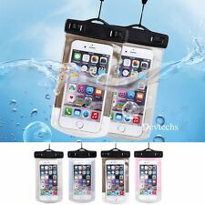 Waterproof Wrist Strap Bag Underwater Pouch Dry Case Cover for iPhone 6 6S 4.7''