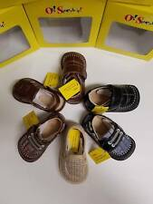 Authentic Boys Leather Squeaky Shoes and Sandals