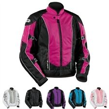 Castle Turbine Women's Street Riding Protection Motorcycle Jackets