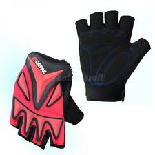 Outdoor Racing Cycling MTB Bike Bicycle Gel Half Finger Gloves M/L/XL