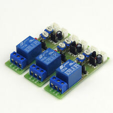 DC 5V 12V 24V Infinite Cycle Delay Timer Switch Relay ON/OFF Module 1-15min