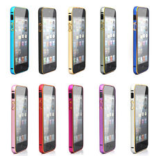 New Stylish High Quality Luxury Aluminium Metal Frame Case Cover for iPhone 5/5S
