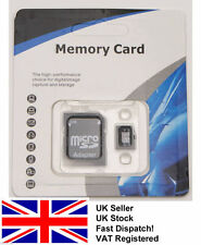 Micro SD TF Memory Card Class 6 with Adapter Retail Pack MicroSD TF card 4GB 8GB
