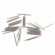 Stainless Steel Watch Band Strap Link Pin Spring Bars Accessories 12-26mm 20Pcs