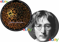JOHN LENNON Watching the Wheels / Imagine 7 or 12 inch TURNTABLE platter MAT new