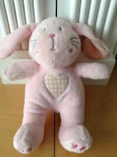 NEXT PINK BUNNY RABBIT BABY TOY