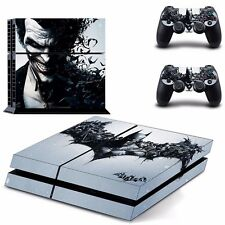 New PlayStation 4 PS4 Console + 2 Controllers Vinyl Skin Sticker Decal Cover U21